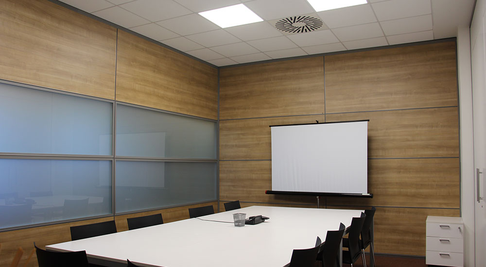 Sala de reuniones y/o formación