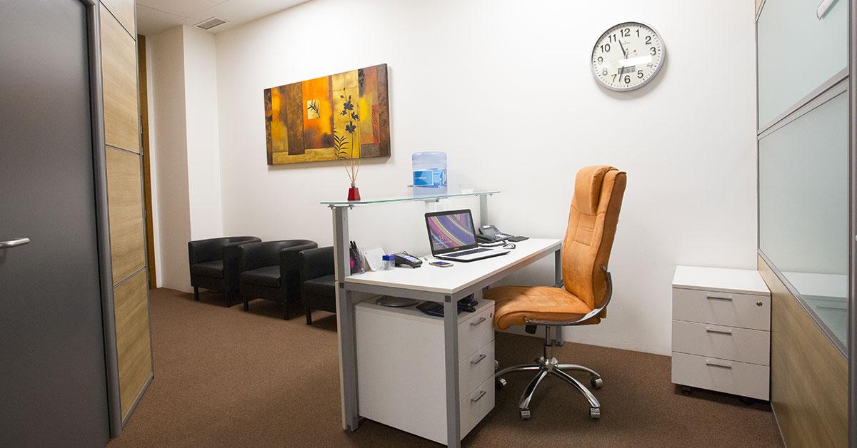 Alquiler de oficinas oficina virtual y direcci n de for Alquiler oficina virtual