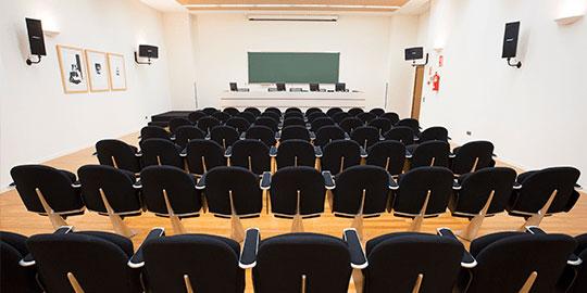 Alquiler de salas de conferencias en Valencia
