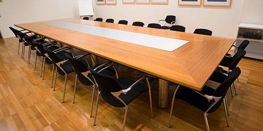Alquiler de sala de reuniones en Valencia