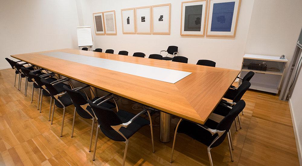 Alquiler de salas para reuniones en Valencia